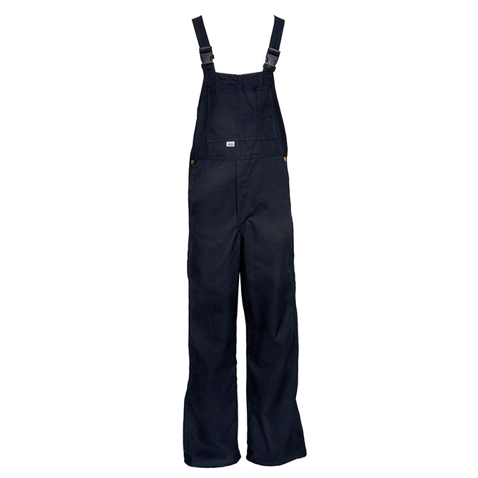 BO05-5605 (NV) Nomex Flame Resistant Unlined Bib Front Overall