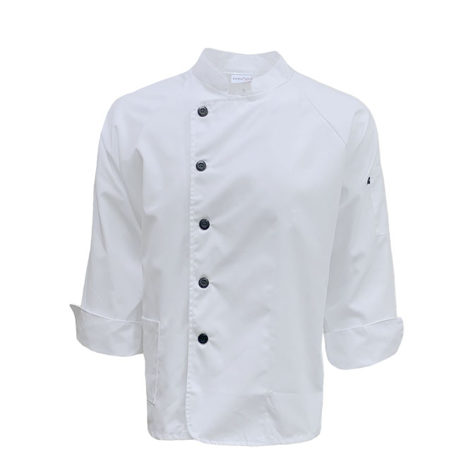 C701-65/35 Ring Spun Twill Server/Waiter Chef Jacket