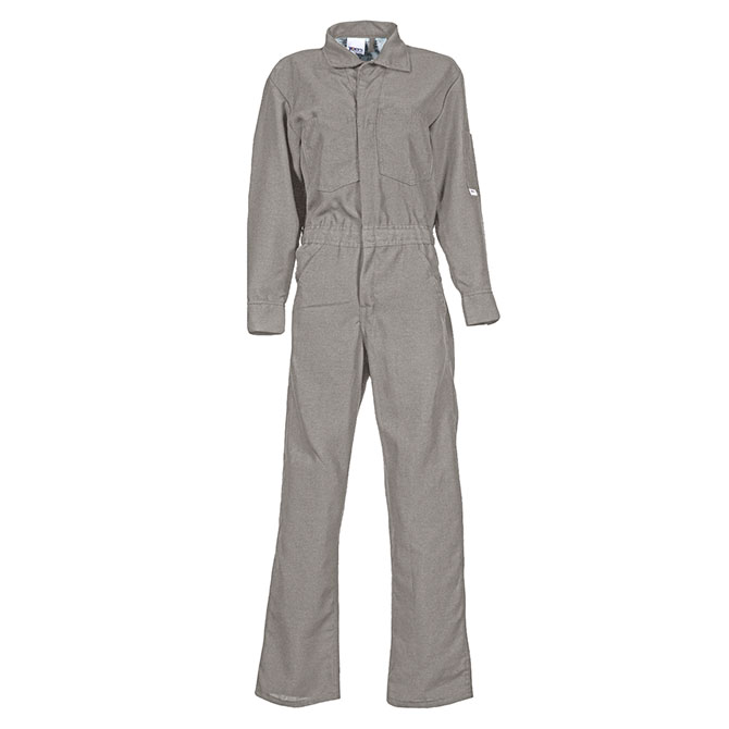 CO07-5530 (GY) Nomex Lightweight Coverall