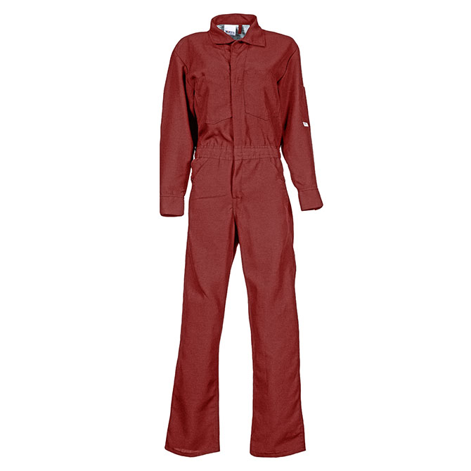 CO07-5545 (RD) Nomex Lightweight Coverall