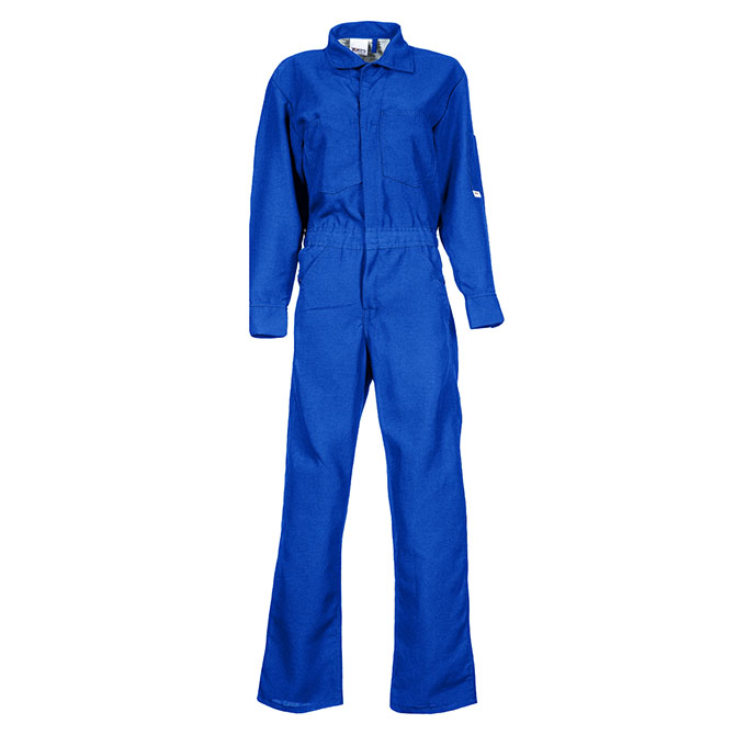 CO07-5515 (RO) Nomex Lightweight Coverall
