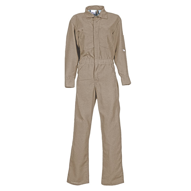 CO07-5550 (TA) Nomex Lightweight Coverall
