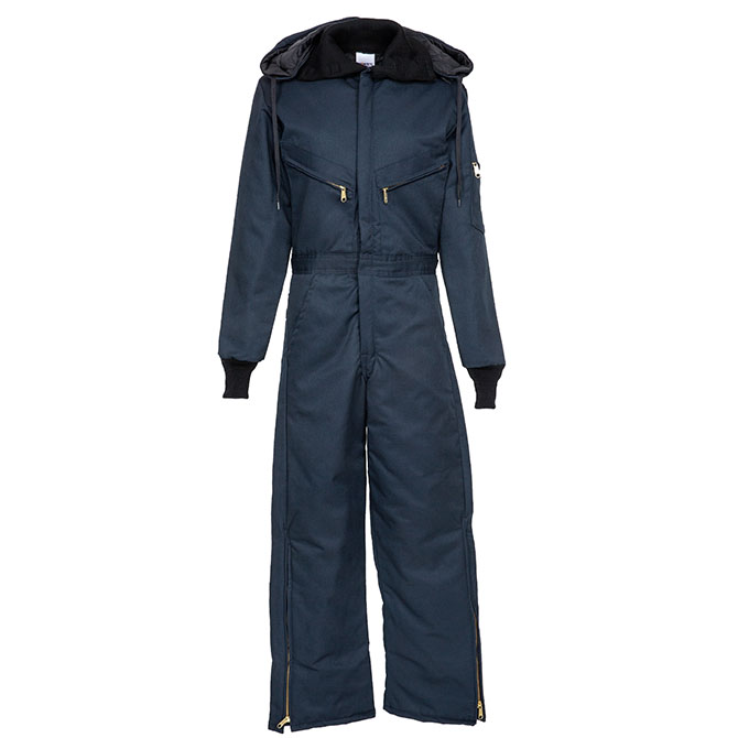 CO14-1105 (NV) 65/35 Deluxe Lined Coverall