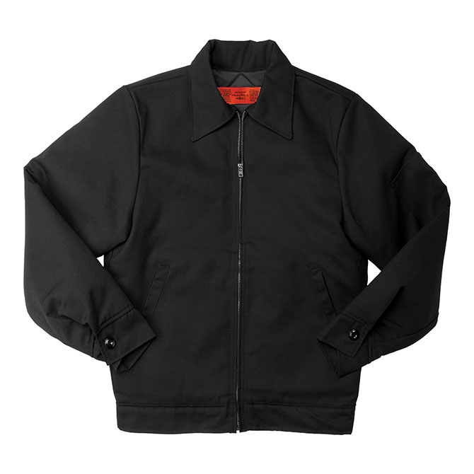 JL12-Slash Ike Jacket, 65/35 Durable Press