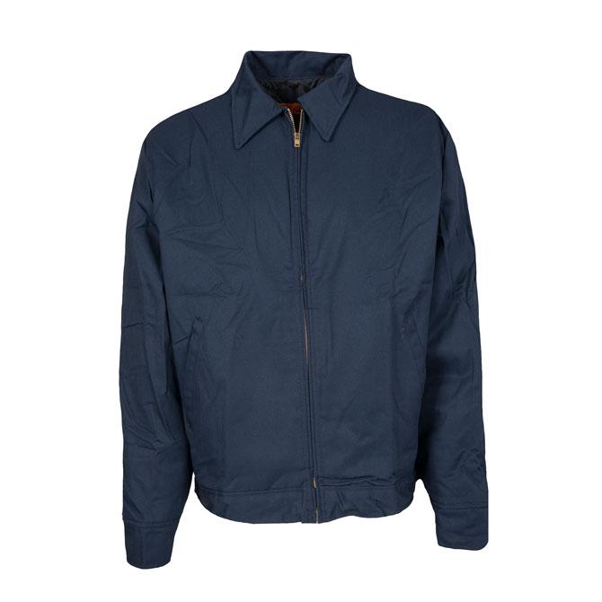 JL12-NV 65/35 Men's Lined Slash Pocket Jacket
