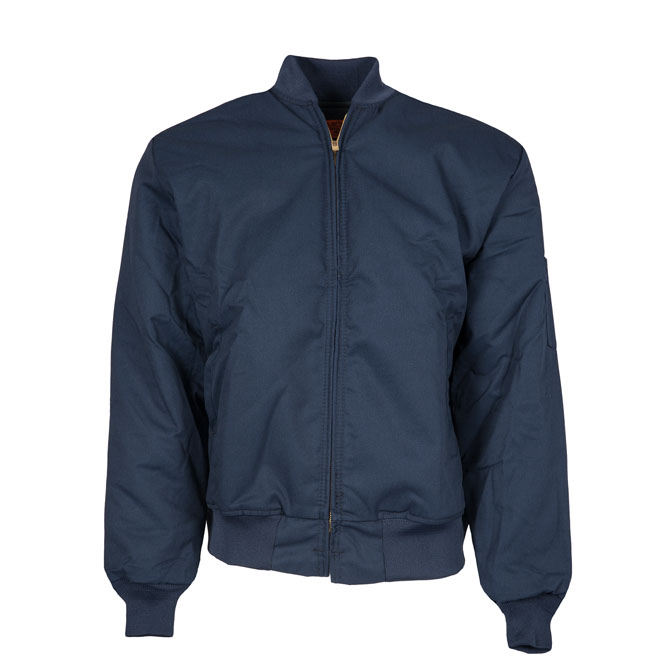 JL16-Team Jacket, 65/35 Twill, Zipper Front