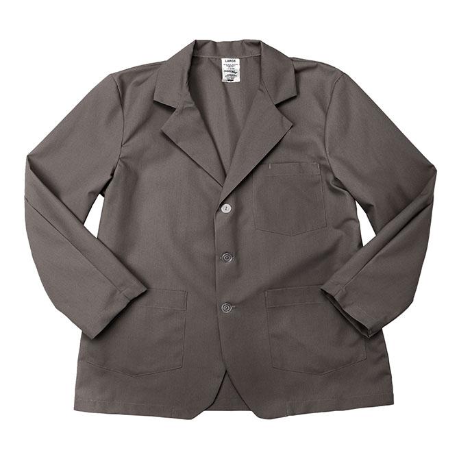 LC18GG-Lapel Coat, Full Sleeves, Spun, 3 Buttons