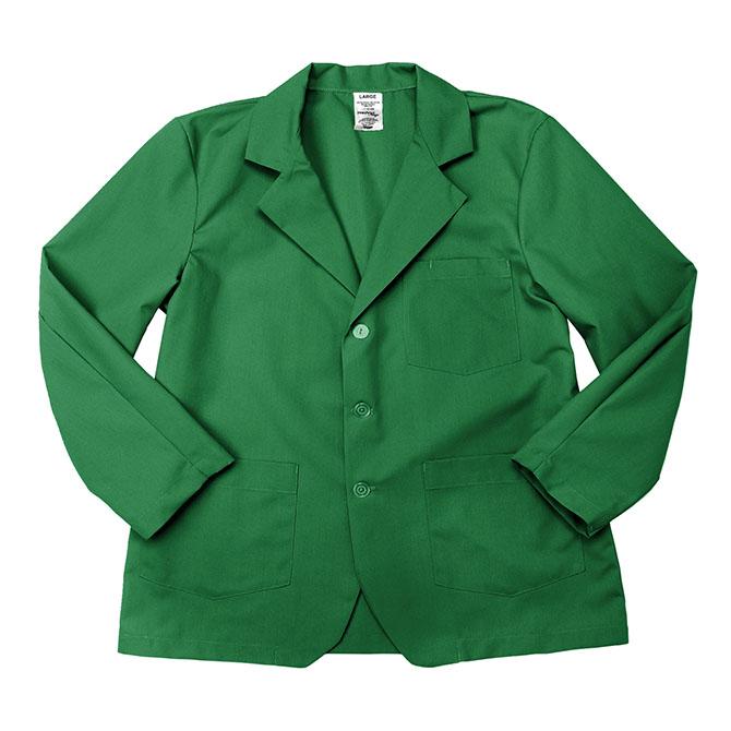 LC18KE-Lapel Coat, Full Sleeves, Poplin, 3 Buttons