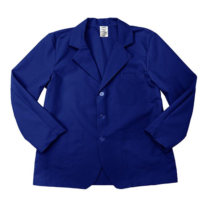 LC18RO-Lapel Coat, Full Sleeves, Poplin, 3 Pockets