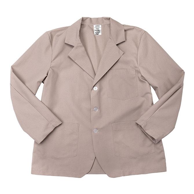 LC18TA-Lapel Coat, Full Sleeves, Poplin, 3 Buttons