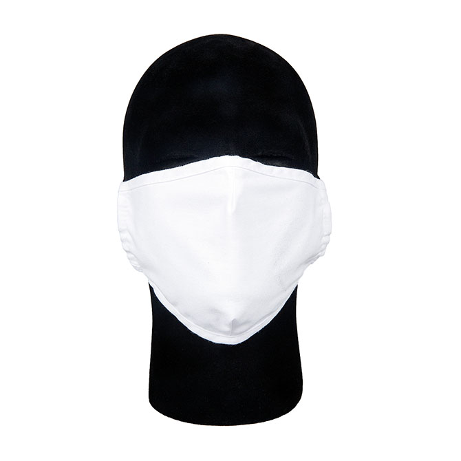 MK01 - 100% Cotton Protective Face Masks with Elastic Straps