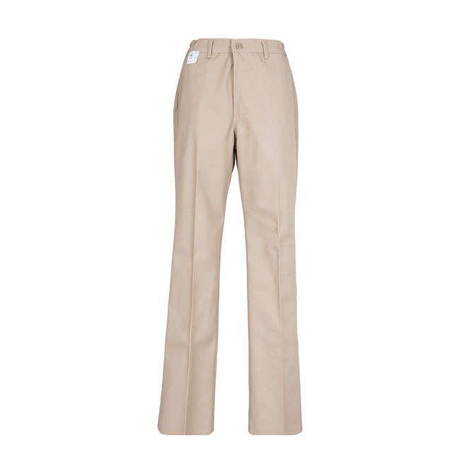 P26-Female Industrial Pant, Flex Waist, Blend