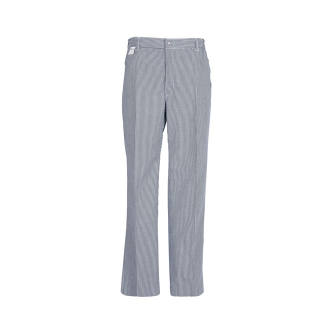 P302-Chef Pant, Yarn Dyed, Flex Waist, Zipper