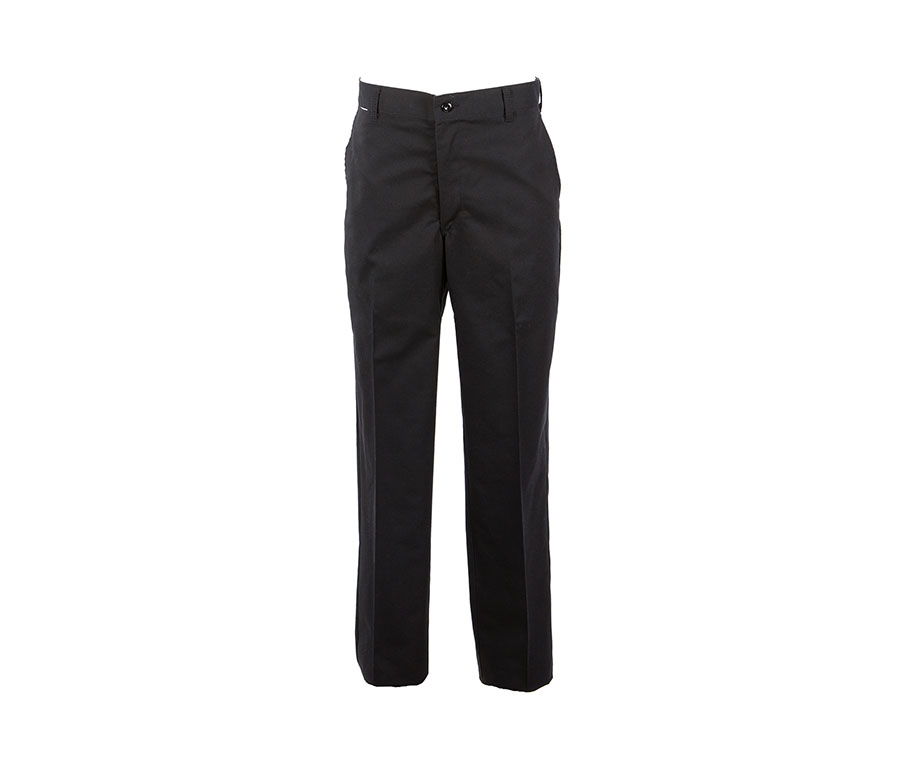 P890-Chef Pant, Plus Blend, Welt Pockets, Zipper