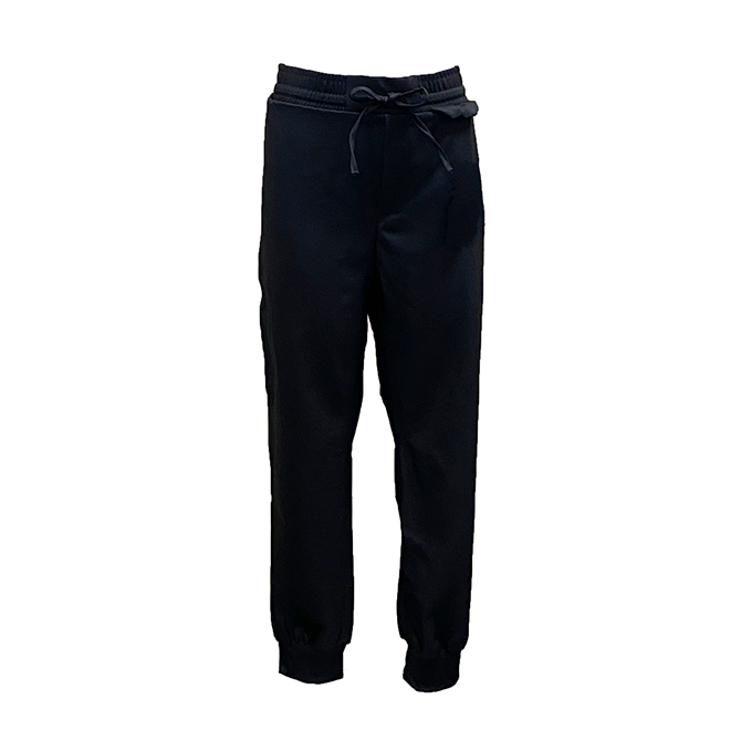 P97-100% Polyester Comfy Fit Unisex Jogger Pant w/Draw Cord