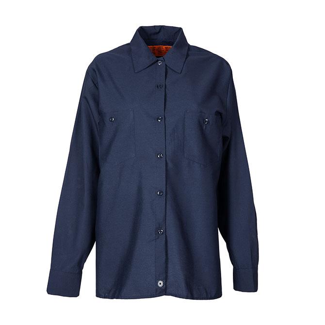 S18-Women's Industrial Shirt, Long Sleeves