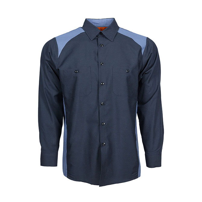 S20-Motorsport Industrial Shirt, Long Sleeve