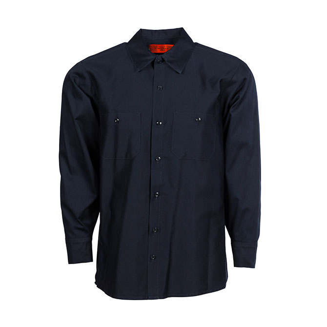 S50DN-Industrial Shirt, Wrinkle Resistant Cotton