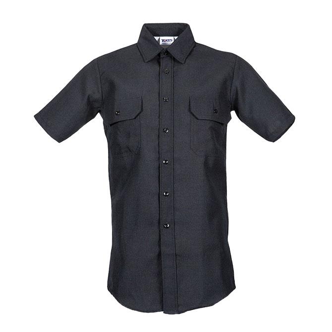 SH16-5505 (NV) Nomex Short Sleeve Flame Resistant Button Front Uniform Shirt