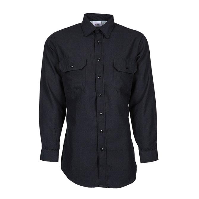SH17-5505 (NV) Nomex Long Sleeve Flame Resistant Button Front Uniform Shirt