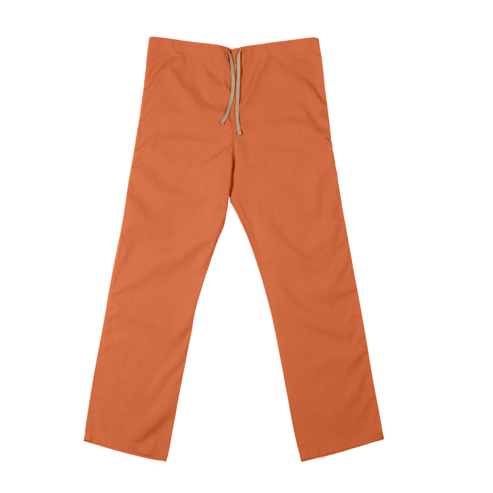 SP60U Orange - 65/35 Poly/Cotton Poplin Scrub Pant