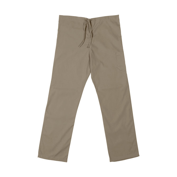 SP61U Tan - S crub Pant, Non-Reversible, Unisex, 65/35