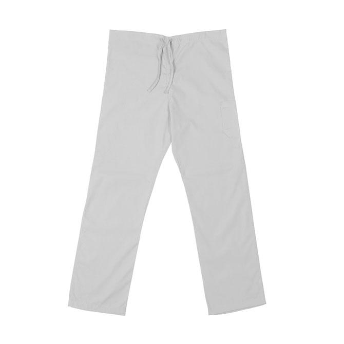 SP61UWH-Scrub Pant, Non-Reversible, Unisex, 65/35