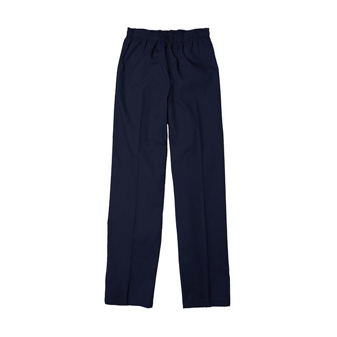 SP63FNB-Scrub Pant, Full Elastic Pant, 65/35 Blend
