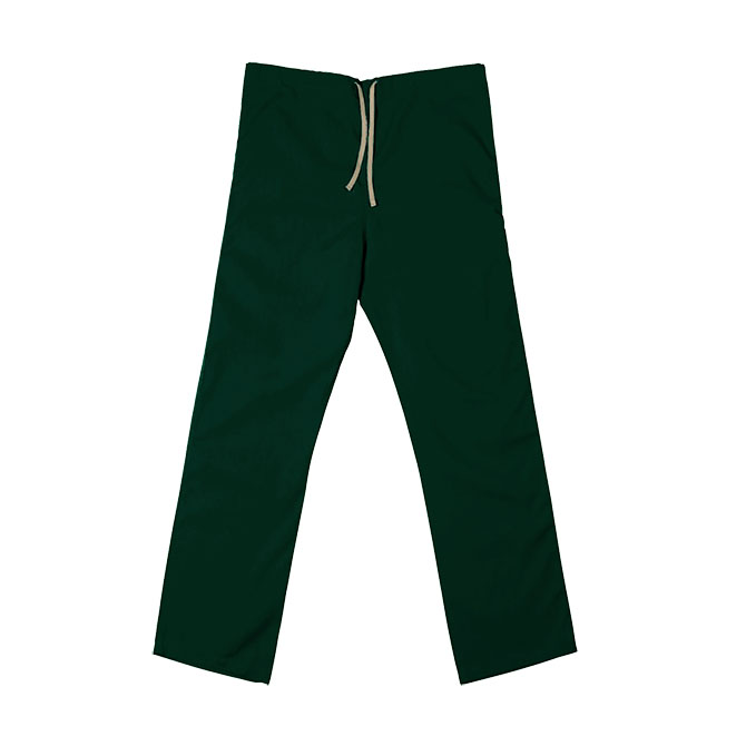 SP60U Hunter Green - 65/35 Poly/Cotton Poplin Pant