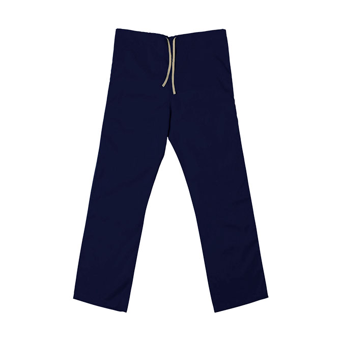 SP60U Sapphire Blue - 65/35 Poly/Cotton Poplin Scrub Pants