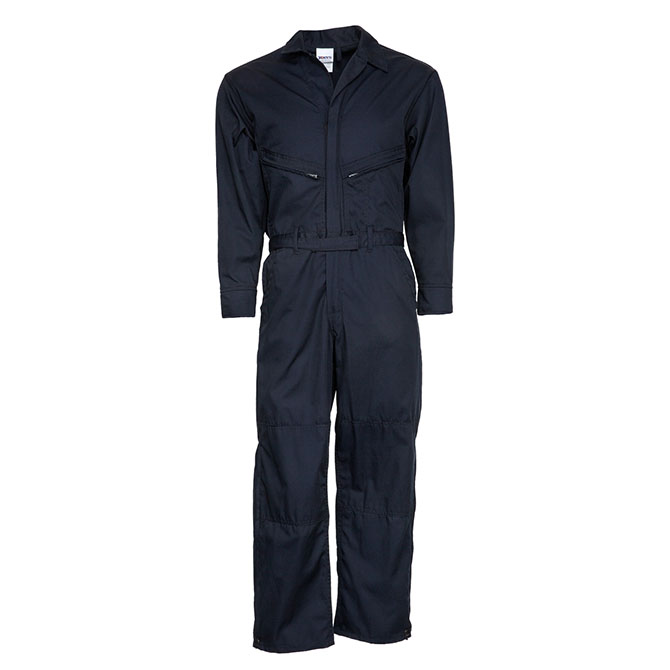SS40-1010 (MN) 65/35 Long Sleeve Squad Suit
