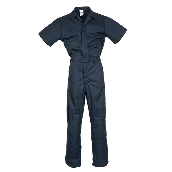 SS63-1010 (MN) 65/35 Short Sleeve Squad Suit