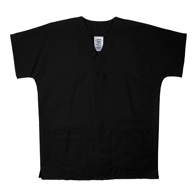 ST62UBL-Scrub Tunic Top, Unisex, 65/35 P/C