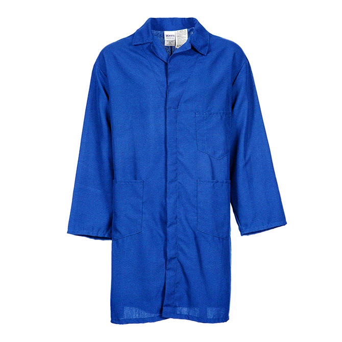 TC16-5515 (RO) Nomex Lab/Tech Coat with Snaps