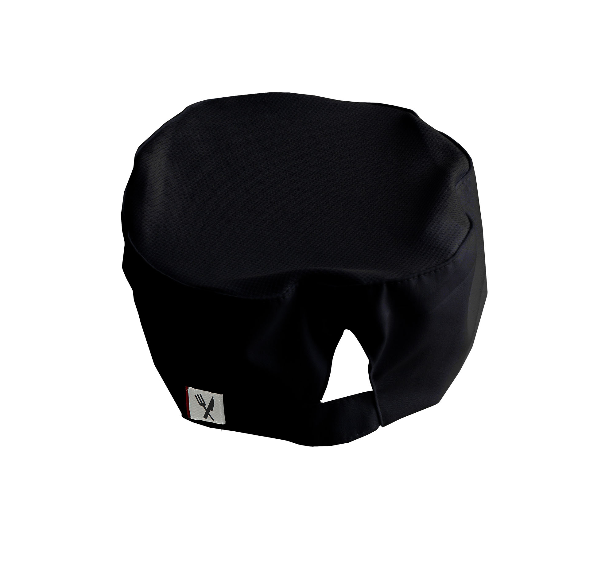 X502-Chef Skull Cap with Mesh, Adjustable